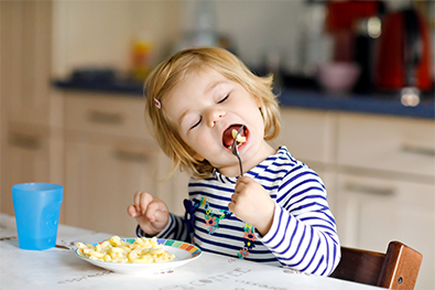 High Calorie Ideas for Toddlers